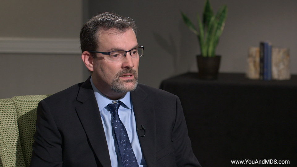 Expert Video - If I have MDS-related anemia, what should I watch out for in daily life?