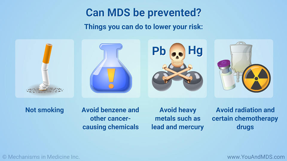 Can MDS be prevented?