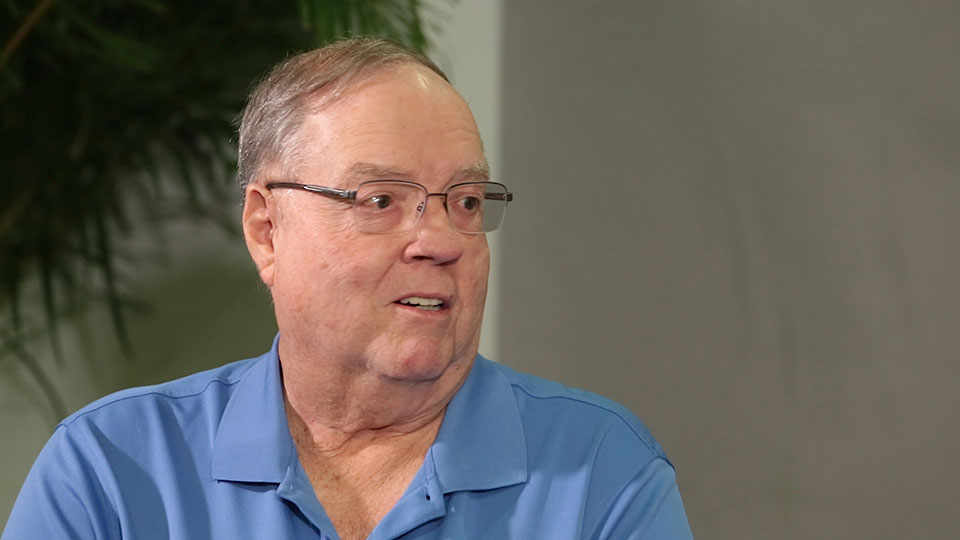 David's story: What advice do you have for other patients on their journey with MDS?